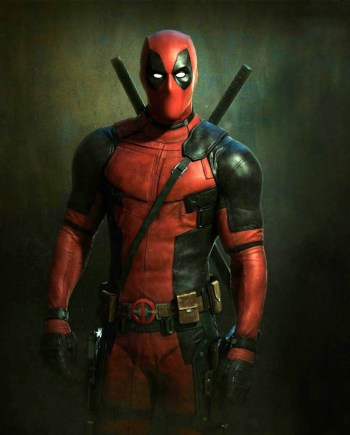 Deadpool Wallart Poster