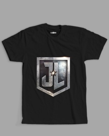 Justice league logo tshirt