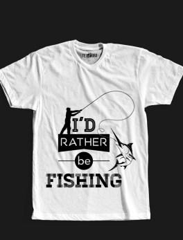 id rather be fishing