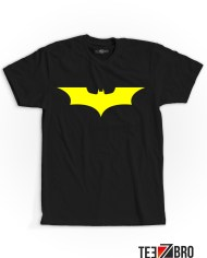 batman yellow tshirt