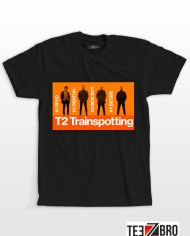 Trainspotting movie tshirt