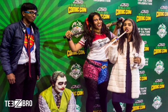 Comicon Bangalore 2016