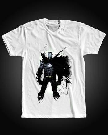 Batman Black Art Tshirt