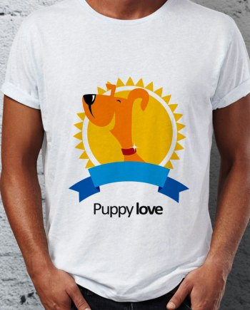 Puppy Love tshirts