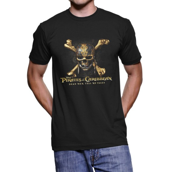 Pirates of the Caribbean Tshirt