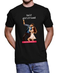 Half Girlfriend Movie T-Shirt