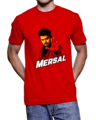 Mersal Movie t-shirt