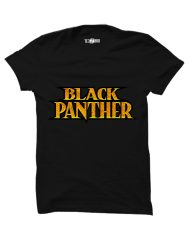 Black Panther T-Shirt Black 2