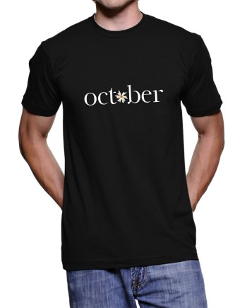 October Varun dhawan movie tshirt