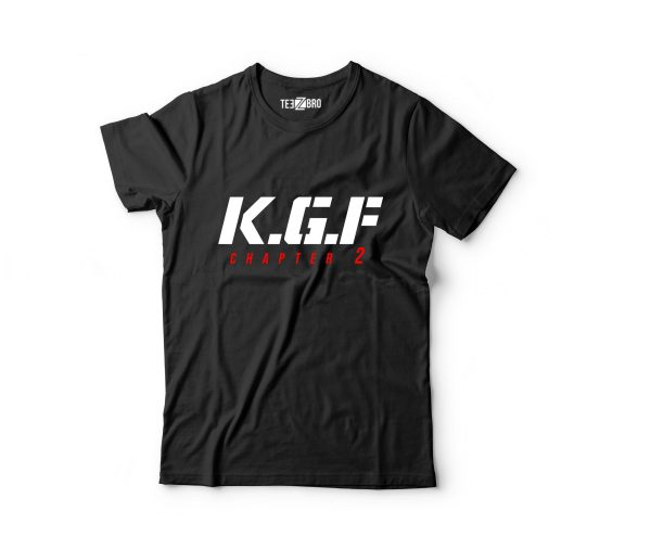 KGF Chapter 2 Title Tshirt