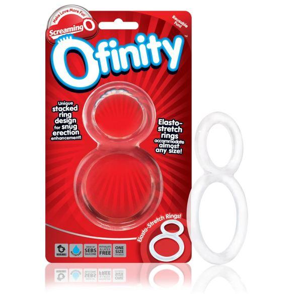 Screaming O Ofinity - Clear