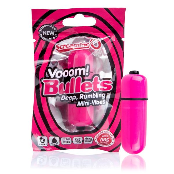 Screaming O Vooom Bullets - Strawberry