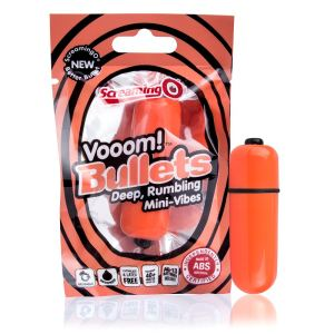 Screaming O Vooom Bullets - Tangerine