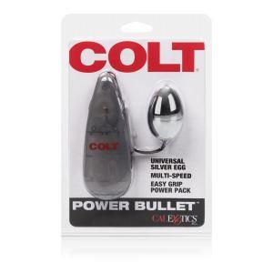 COLT Multi-Speed Power Pak Egg - Silver