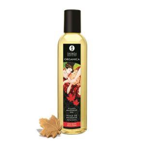 Shunga Massage Oil Organica (Maple Delight)