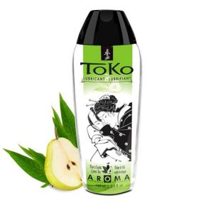 Shunga Toko Aroma Lubricant Pear & Green Tea