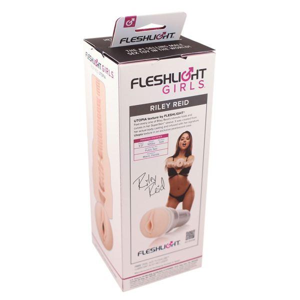 Fleshlight Girls - Riley Reid Utopia