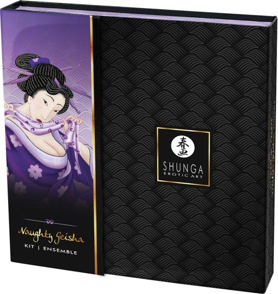 Shunga Naughty Geisha's Secret Collection