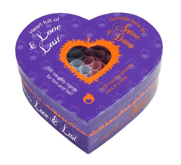 Heart full of Love & Lust Challenge