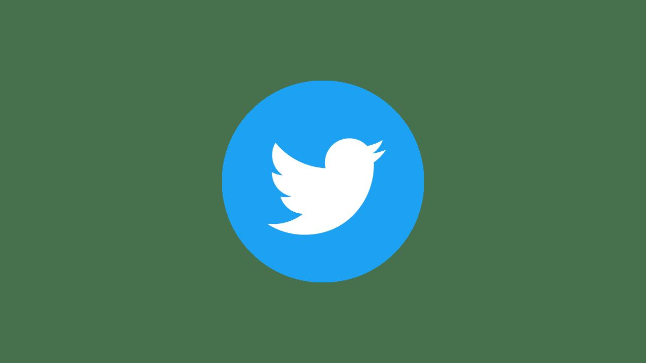 Twitter Social Icon Circle