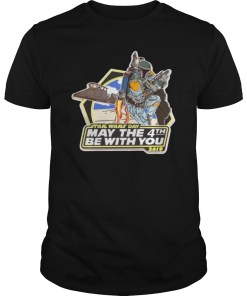 Star Wars Day May The 4th Be With You 2019 New Shirt