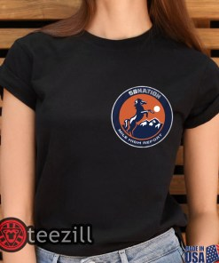 SB Nation's Mile High Report T-Shirt