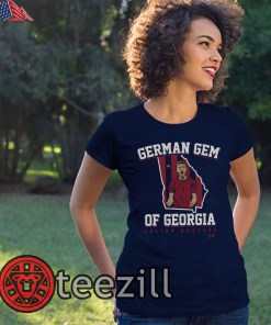 German Gem Of Georgia Julian Gressel Shirt Classic