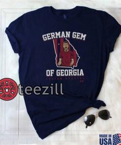 German Gem Of Georgia Julian Gressel Shirt