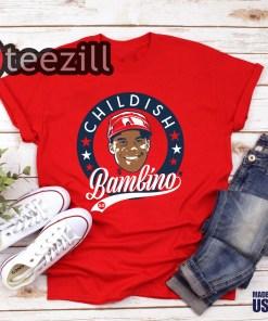 Juan Soto Shirt Childish Bambino Tshirt