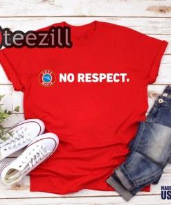 Nazi Salutes No Respect Shirt Limited Edition Tshirt