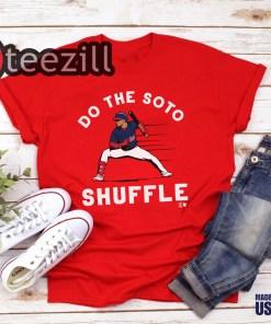 Juan Soto - Soto Shuffle T-shirt