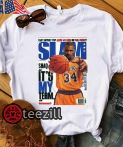 SLAM Cover - Clippers Rock L.A. Familia Tshirt