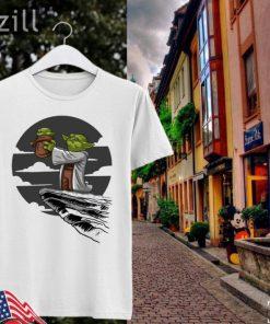 Baby Yoda Mandalorian Star Wars Kawaii King Shirt T-shirt