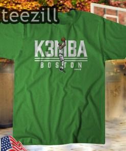 Kemba Walker Shirt, Boston - NBPA Officially Licensed