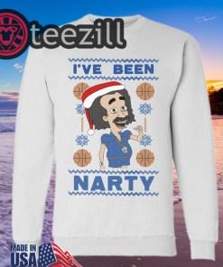 Narty Ugly Sweater - KFC Radio Ugly Sweaters Shirt
