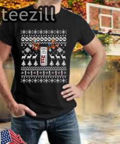 Reinbeer Steel Reserve Sweatshirts Reindeer Beer Christmas Shirt Beer Ugly Sweater Xmas Gift