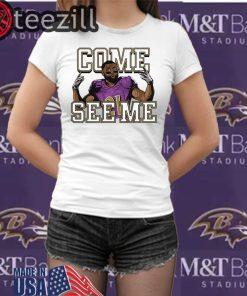 Lamar Jackson Shirt Lamarvelous Tshirts