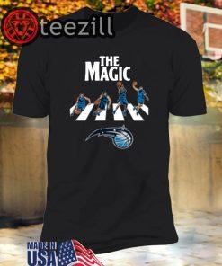 NBA Basketball Orlando Magic The Beatles Rock Band T-Shirts