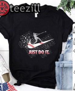 Nike Just Do It Baseball Shirts
