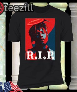 Rip Juice Wrld T-Shirt Limied Edition Official