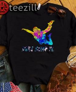 Skydiving Athlete Just Jump It Tshirt