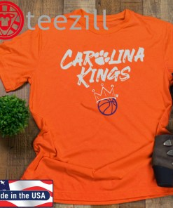 Clemson Carolina Kings Shirt - Clemson Officially Licensed T-shirt