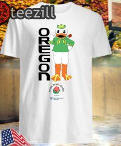 Oregon Ducks Rose Bowl 2020 Shirts
