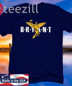 Rip Kobe Bryant Champion Lakers Men Shirts