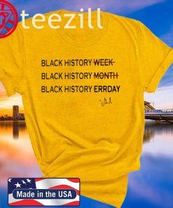 Black History ERRDAY Shirt Chris Paul