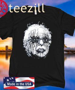 Black Metal Bernie Sanders Women's T-shirt