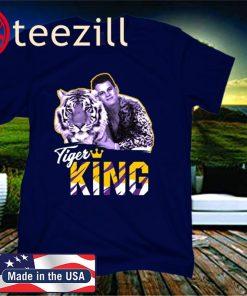 Joe EXOTIC Tigers King Men's TShirt