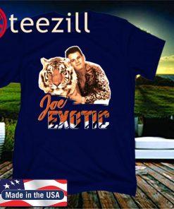 Joe EXOTIC Tigers King Tee Shirt Limited Editions