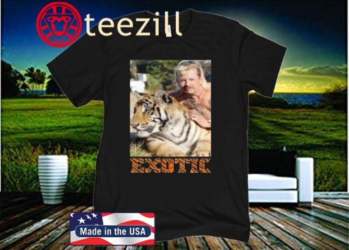 Joe Exotic For Governor Shirt Limited Edition