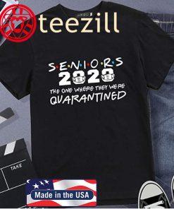 Being Spring Seniors 2020 Shirt Men's Senior Class of 2020 Graduation Tshirts Tees